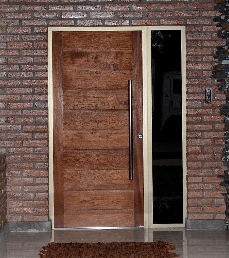 Chiavarini ventas de aberturas en aluminio y madera for Puertas de aluminio